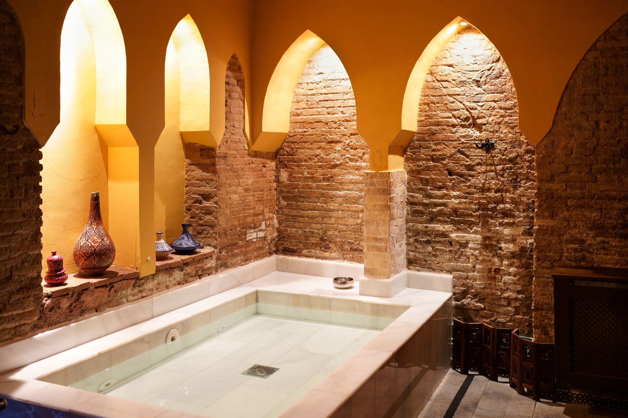 hammam traditionnel tunisie